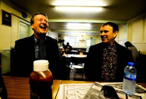 Glenn Tilbrook & Chris Difford of Squeeze