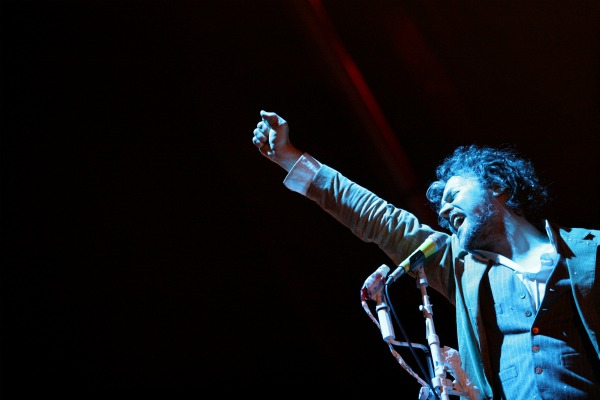 Wayne Coyne of The Flaming Lips by Josh Miller