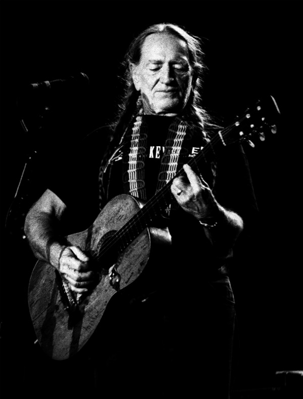 Willie Nelson by Josh Miller
