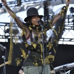 Erykah Badu by Scott Dudelson