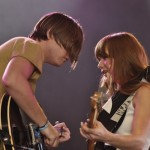 Jenny Lewis & Jonathan Rice by Scott Dudelson
