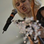 Joy Formidable  by Scott Dudelson