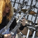 Megadeth by Scott Dudelson
