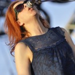 Neko Case by Scott Dudelson