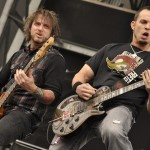 Alter Bridge by Scott Dudelson