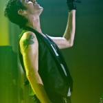 Perry Farrell by Jared Kelly