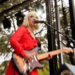 The Joy Formidable @ OSL '11 by John Margaretten