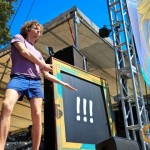 !!! @ OSL '11 by John Margaretten