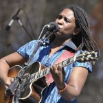 Ruthie Foster @ HSB 2011 by Scott Dudelson
