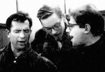Kerouac, William S. Burroughs, Ginsberg
