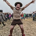 Ranger Dave at Outside Lands 2012 by John Margaretten