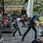 White Denim at Outside Lands 2012 by John Margaretten