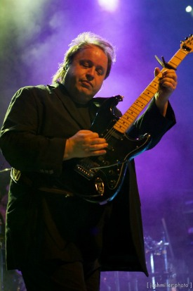 Steve Rothery by Josh Miller