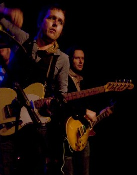 Chuck Prophet & The Mission Express by Jason Baldwin