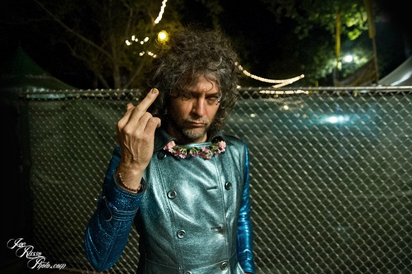 Wayne Coyne by Joe Russo