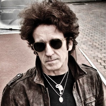 Willie Nile by Cristina Arrigoni