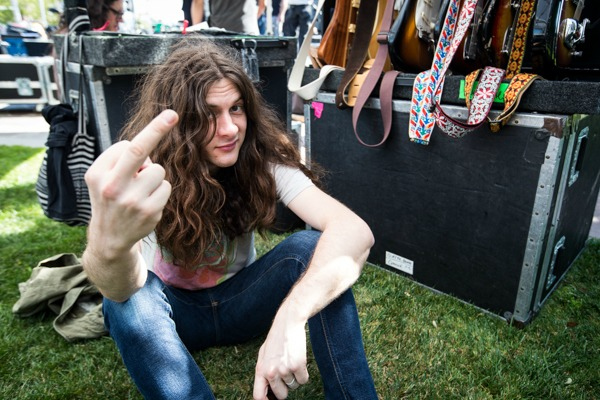 Kurt Vile by Jared S. Kelly