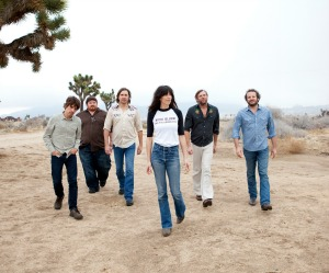 Nicki Bluhm and The Gramblers by Jen Siska